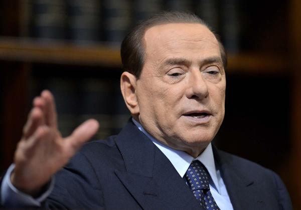 Berlusconi condenado a un año de cárcel por violación de secreto de instrucción