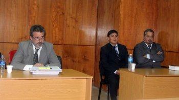declaran culpable por abuso al gendarme de junin