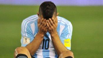 Agüero: Los muchachos están mal tras la derrota.